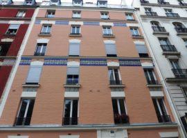 #EXCLUSIVITE# - Nouveau Tribunal  - Porte de Clichy - Immeuble rénové -  3 Pièces - 44 m²