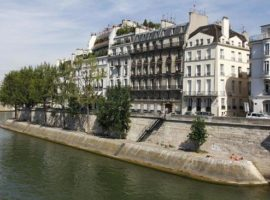 PARIS - ILE SAINT LOUIS - 126 m²